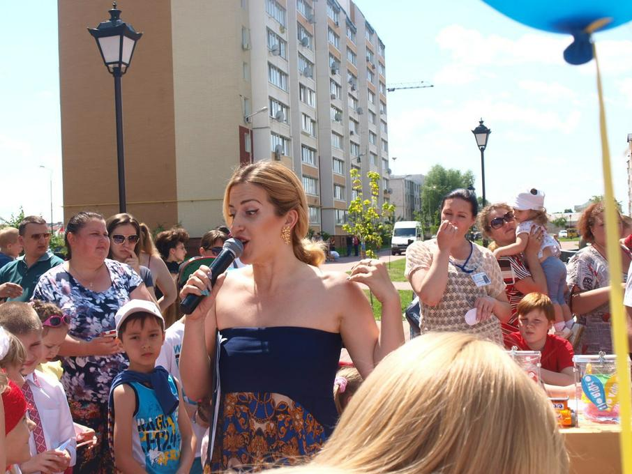 Лена Балабанова - Ведущий или тамада Организация праздников под ключ  - Киев - Киевская область photo