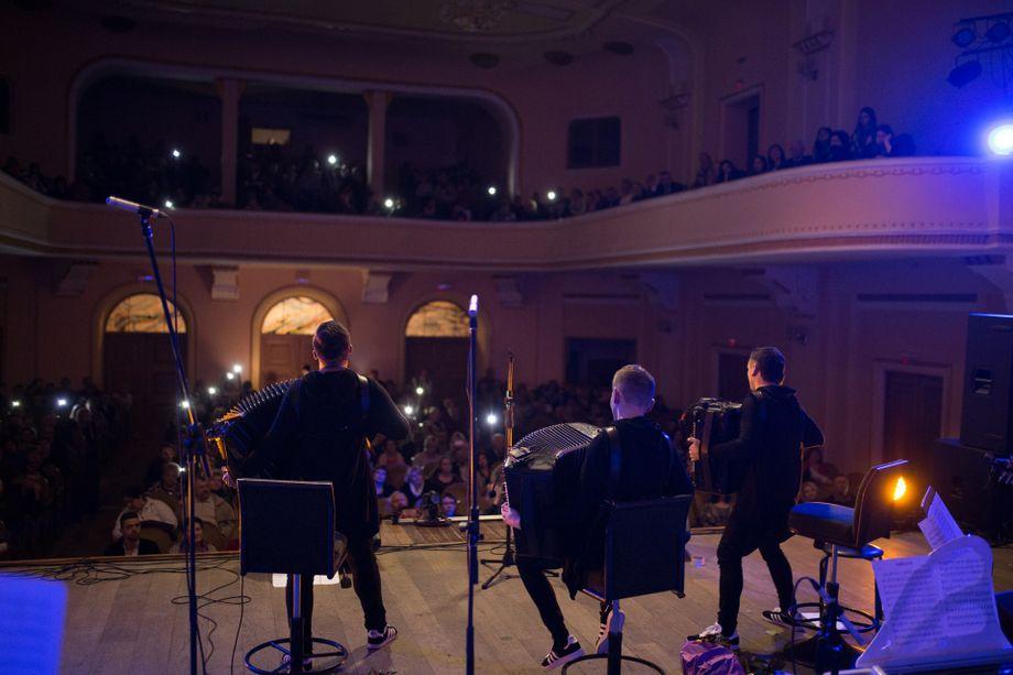 Resonance trio - Музыкальная группа Музыкант-инструменталист  - Львов - Львовская область photo