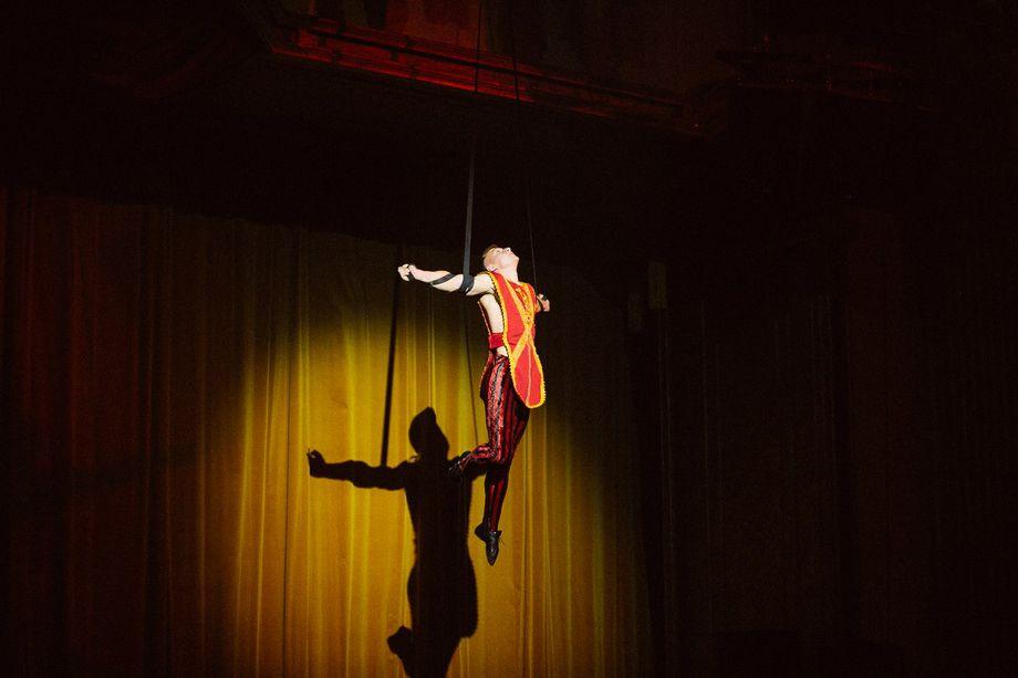 Borovikov & Ponomarev SHOW - Танцор Оригинальный жанр или шоу  - Москва - Московская область photo