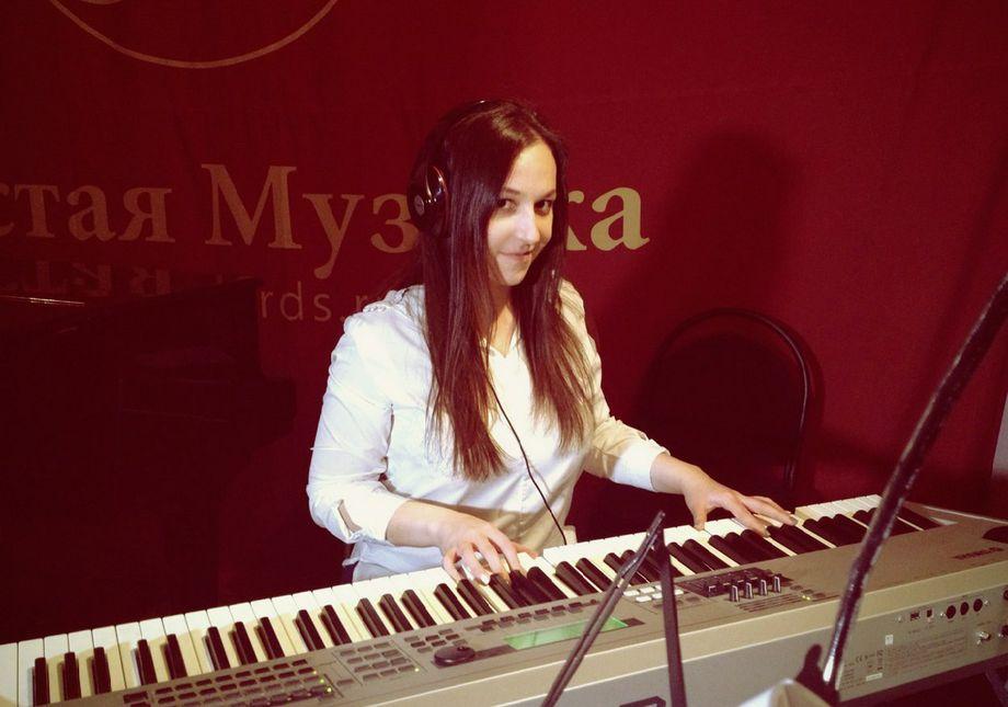 Оксана - Музыкант-инструменталист  - Москва - Московская область photo