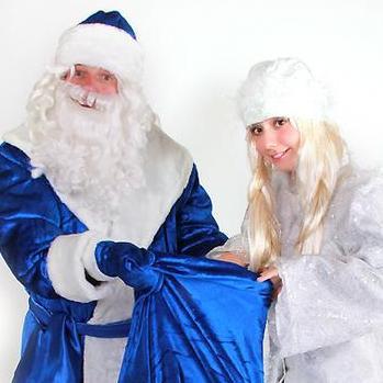 Дед Мороз и Снегурочка - Аниматор , Москва,