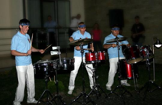 Drum Force - Ансамбль  - Львов - Львовская область photo
