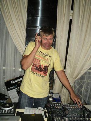 DJ Макс Марфин - Ди-джей  - Москва - Московская область photo