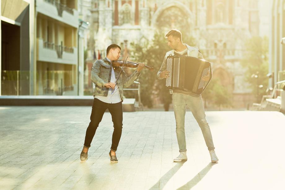 Инструментальный кавер дует - Ансамбль Музыкант-инструменталист  - Киев - Киевская область photo