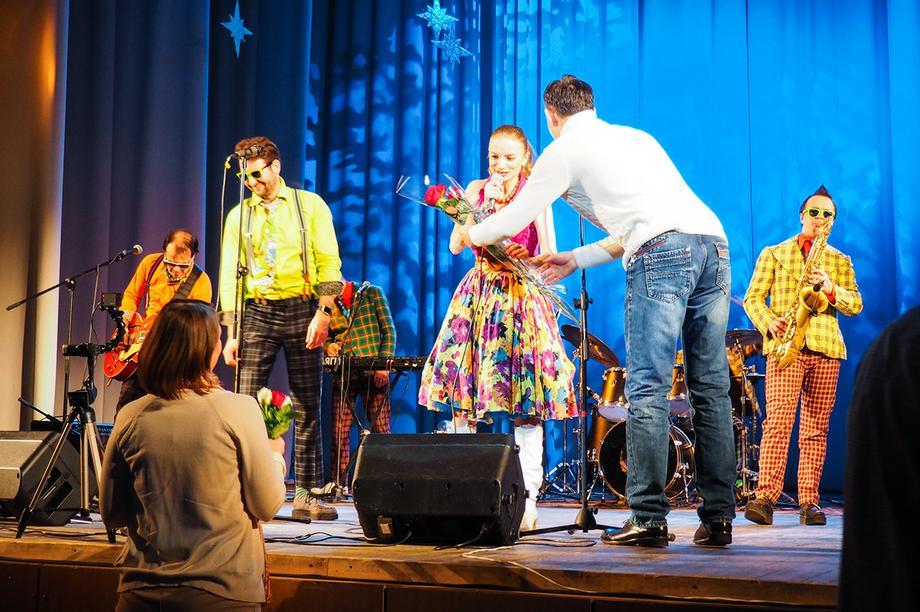 Стиляги BAND - Музыкальная группа  - Москва - Московская область photo