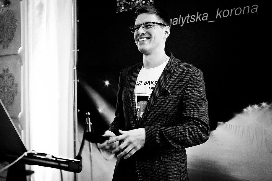 Ілля Жулевич - Ведущий или тамада Прокат звука и света  - Львов - Львовская область photo