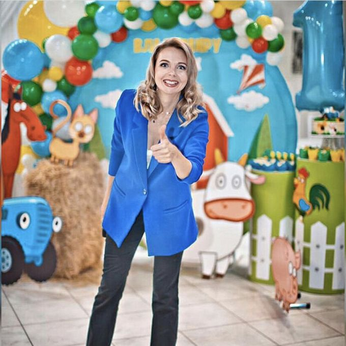 Наташа Романова - Ведущий или тамада  - Днепр - Днепропетровская область photo
