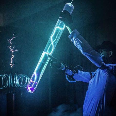 Steampunk Tesla show - Оригинальный жанр или шоу , Киев,