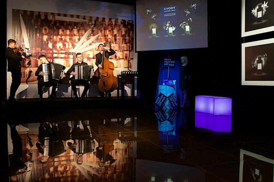 Квартет ФЛИРТ - Музыкальная группа Ансамбль Музыкант-инструменталист  - Киев - Киевская область photo