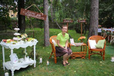Татьяна Косянчук - Организация праздничного банкета Организация праздников под ключ  - Киев - Киевская область photo