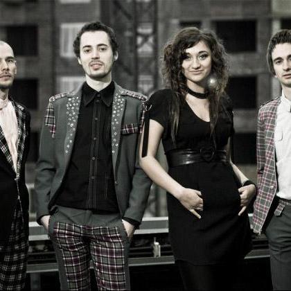 Fake Elegance - Музыкальная группа , Киев,  Кавер группа, Киев Рок группа, Киев Поп группа, Киев Электронная группа, Киев