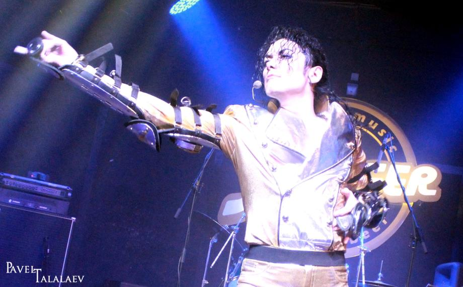 Официальный двойник Майкла Джексона в России  Павел Талалаев - Танцор Пародист  - Москва - Московская область photo