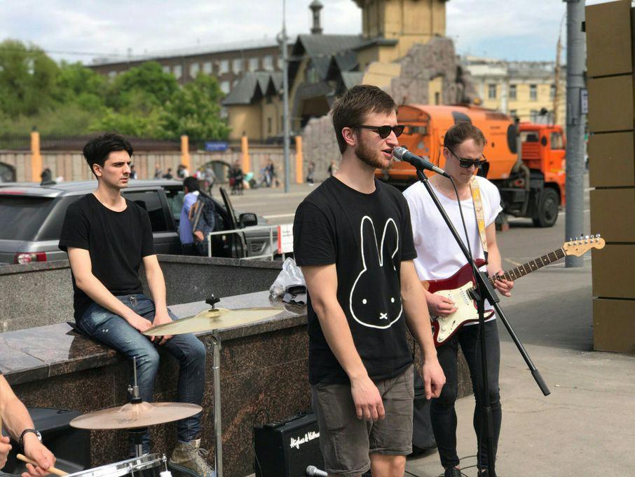 neskuchnysad_band - Музыкальная группа  - Москва - Московская область photo