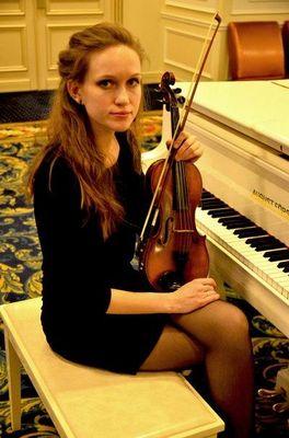 Жанна Полякова - Музыкант-инструменталист  - Москва - Московская область photo