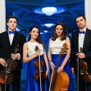 Закажите выступление SunRise String Quartet на свое мероприятие в Днепропетровск