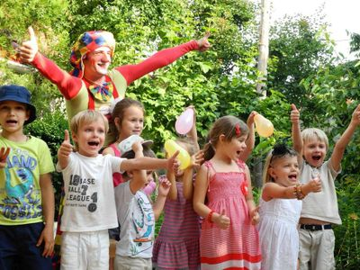 Баобаб - Клоун Комик  - Одесса - Одесская область photo