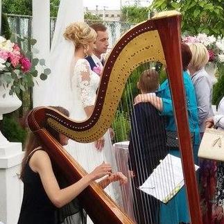Іра - Музыкант-инструменталист , Львов,  Арфист, Львов