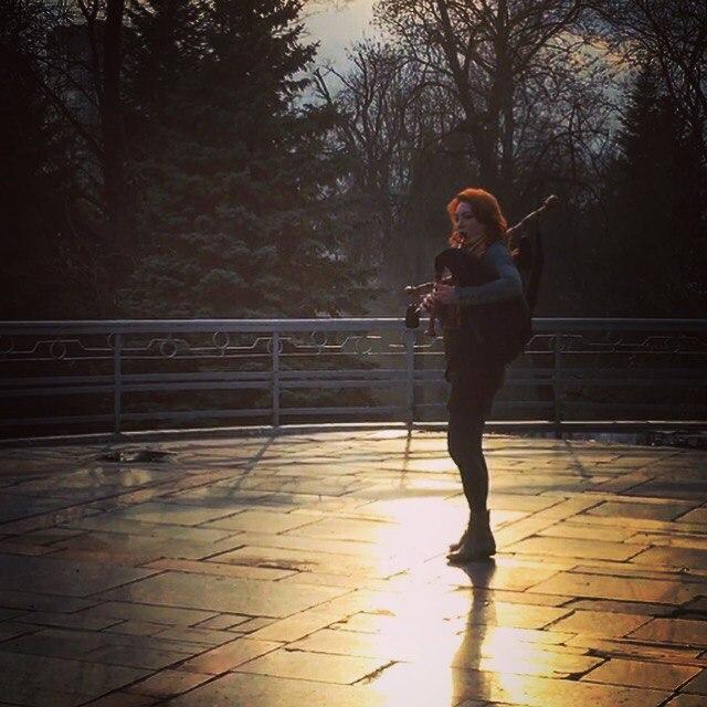 Волынщица Вера Бреннер - Музыкант-инструменталист  - Киев - Киевская область photo