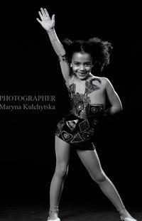 Эмили Москаленко - Танцор Оригинальный жанр или шоу  - Киев - Киевская область photo