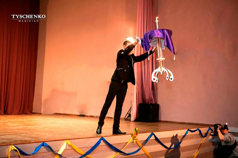 Игорь Тищенко - Иллюзионист Фокусник  - Киев - Киевская область photo