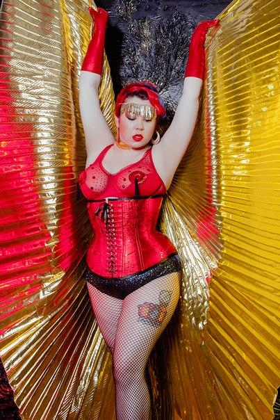 Burlesque Show Ellie Mouse - Танцор  - Санкт-Петербург - Санкт-Петербург photo