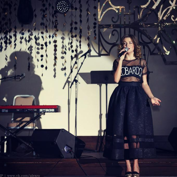 Анастасия Прудиус - Певец  - Киев - Киевская область photo