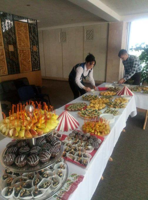 Дмитрий - Кейтеринг Организация праздничного банкета  - Винница - Винницкая область photo