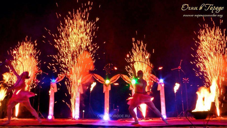 Огни в городе - Танцор  - Москва - Московская область photo