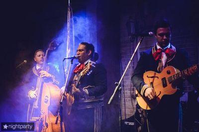 Mariachi Los Panchos - Музыкальная группа Ансамбль Музыкант-инструменталист  - Ростов-на-дону -  photo