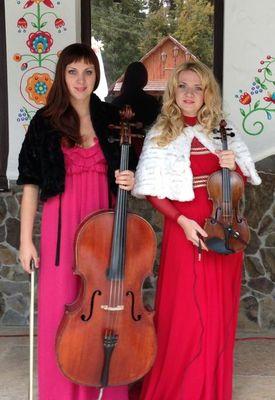 Скрипка Елена - Музыкант-инструменталист  - Киев - Киевская область photo