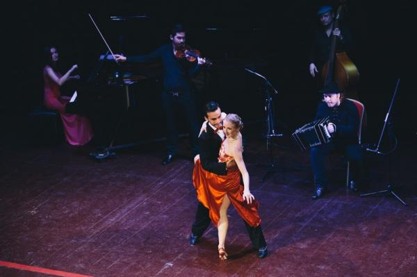 Tango Orchestra Misterioso - Ансамбль Музыкант-инструменталист Танцор  - Москва - Московская область photo