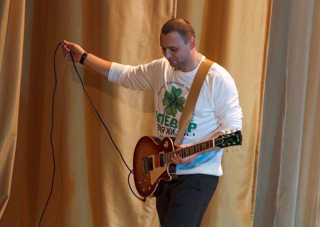 Роман Икс - Музыкант-инструменталист  - Москва - Московская область photo