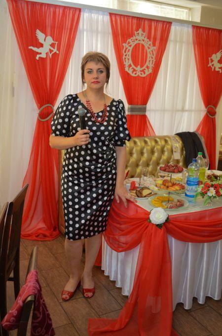 Галина Погорецкая - Ведущий или тамада  - Полтава - Полтавская область photo
