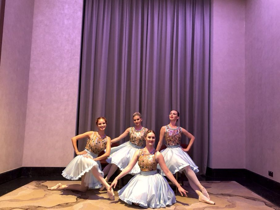 Le Grand Ballet - Танцор  - Москва - Московская область photo