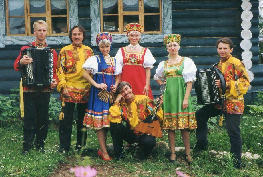Фольклорный ансамбль У барина - Ансамбль  - Москва - Московская область photo