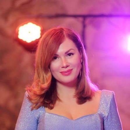 Закажите выступление Виктория Ткаченко на свое мероприятие в Киев