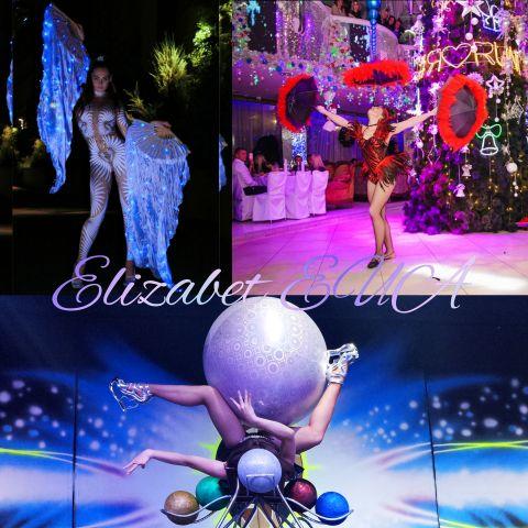 Закажите выступление Elizabet EUA на свое мероприятие в Одесса