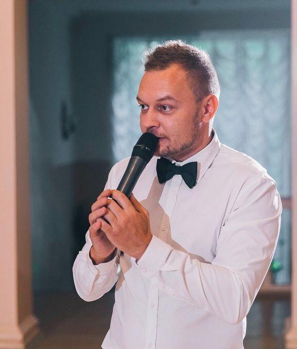 Макс Мерзлов - Ведущий или тамада Организация праздников под ключ  - Москва - Московская область photo