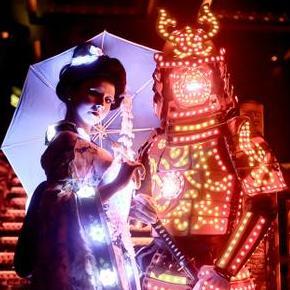 Шоу-театр Мадхура - Оригинальный жанр или шоу , Москва, Организация праздников под ключ , Москва,  Фаер шоу, Москва