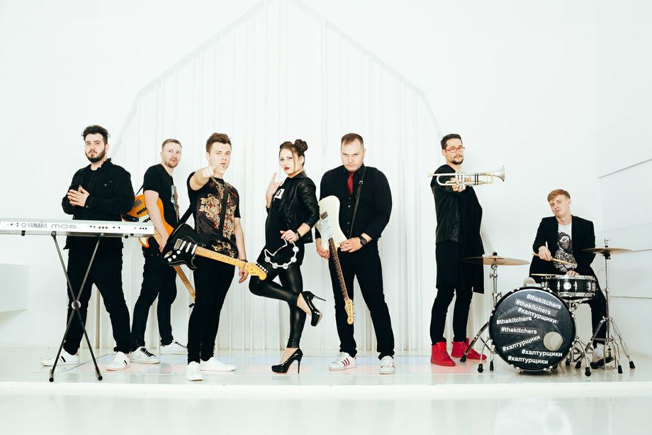 Халтурщики | The Kitchers - Музыкальная группа  - Санкт-Петербург - Санкт-Петербург photo