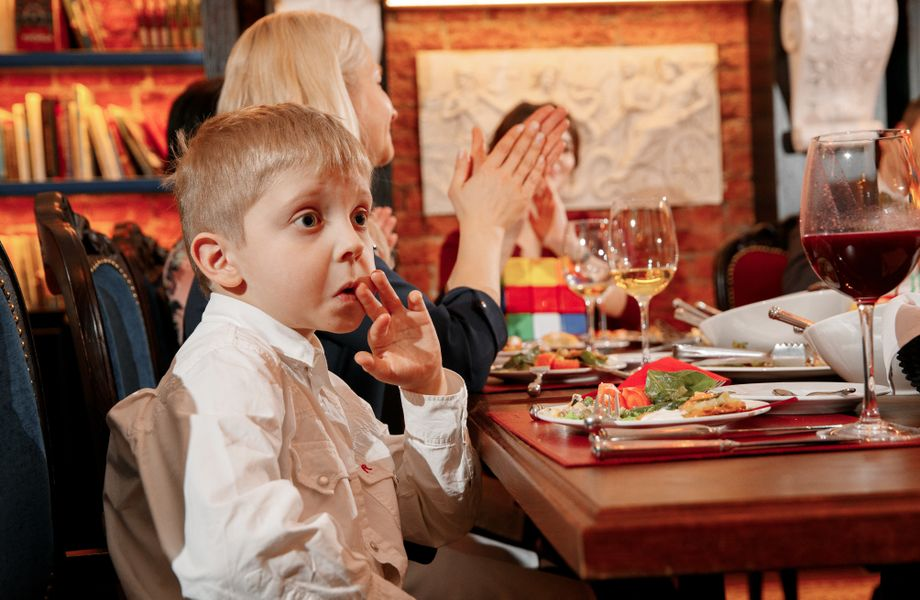 Иллюзионист Олег Королёв - Иллюзионист Фокусник  - Санкт-Петербург - Санкт-Петербург photo