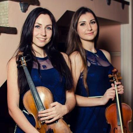 """Violin DUO """"Je t'aime"""" - Ансамбль , Одесса, Музыкант-инструменталист , Одесса,  Струнный квартет, Одесса Скрипач, Одесса Инструментальный ансамбль, Одесса"""