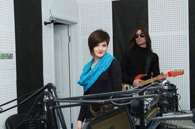 Вероника Лайко - Музыкальная группа Ансамбль Певец  -  -  photo
