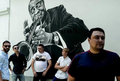 The Heartbeats - Музыкальная группа , Киев, Ансамбль , Киев,  Кавер группа, Киев Джаз группа, Киев Блюз группа, Киев Рок группа, Киев Рок-н-ролл группа, Киев Альтернативная группа, Киев