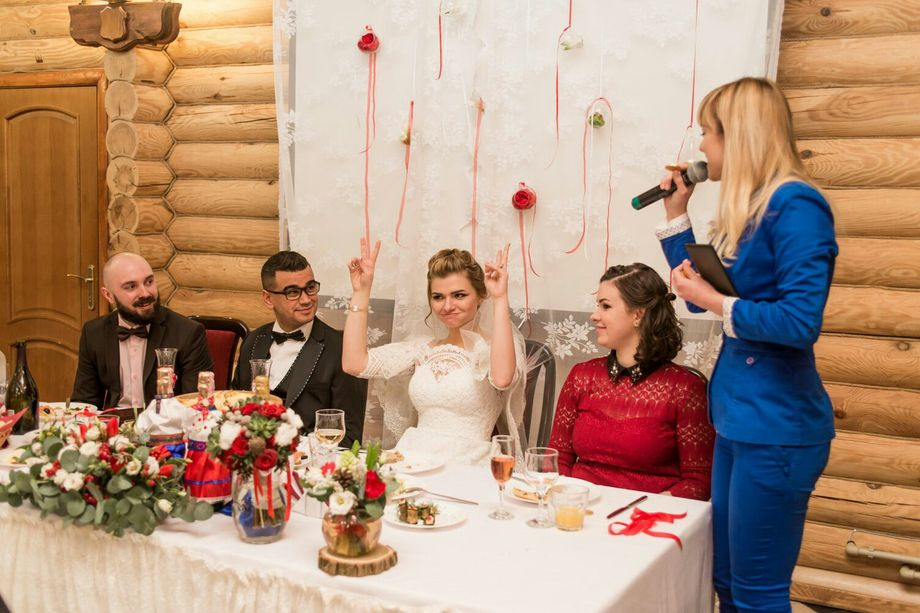 Тамила Троц - Ведущий или тамада Организация праздничного банкета Организация праздников под ключ  - Киев - Киевская область photo