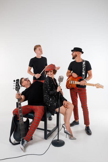 """Party Band """"Let's Groove"""" - Музыкальная группа  - Днепр - Днепропетровская область photo"""