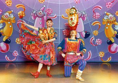"""Шоу """"Мозаика"""" - Иллюзионист Клоун  - Москва - Московская область photo"""