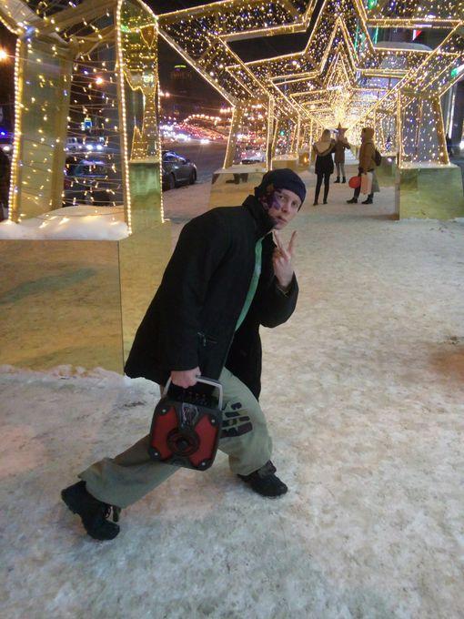 mc & b boy зови как хочешь - Танцор Певец  - Москва - Московская область photo