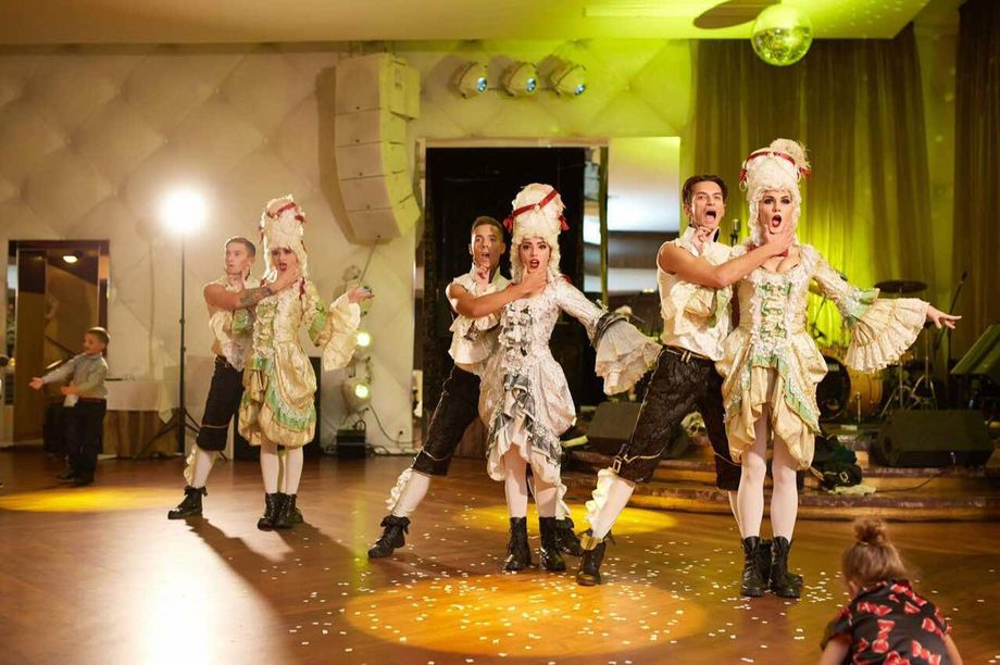 The Skin Creative Show - Танцор  - Днепропетровск - Днепропетровская область photo