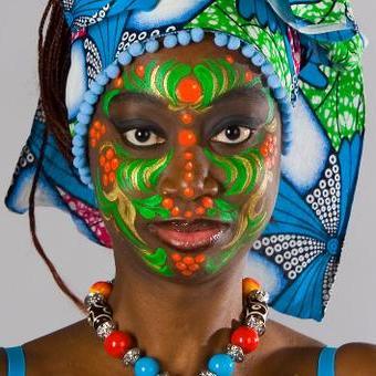 Афро-бразильское шоу Моники Мендес и африканских барабанщиков! - Танцор , Москва, Оригинальный жанр или шоу , Москва,